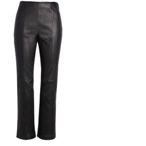 NWT Nordstrom Signature Leather Pants